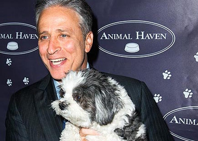 Related: Jon Stewart And His Wife Bought A Farm To Make Into An Animal Sanctuary