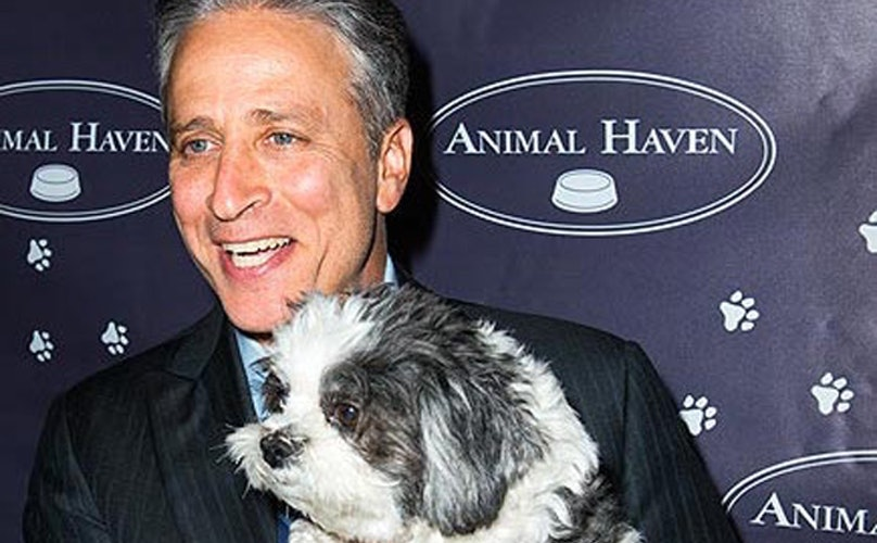 Jon Stewart And His Wife Bought A Farm To Make Into An Animal Sanctuary